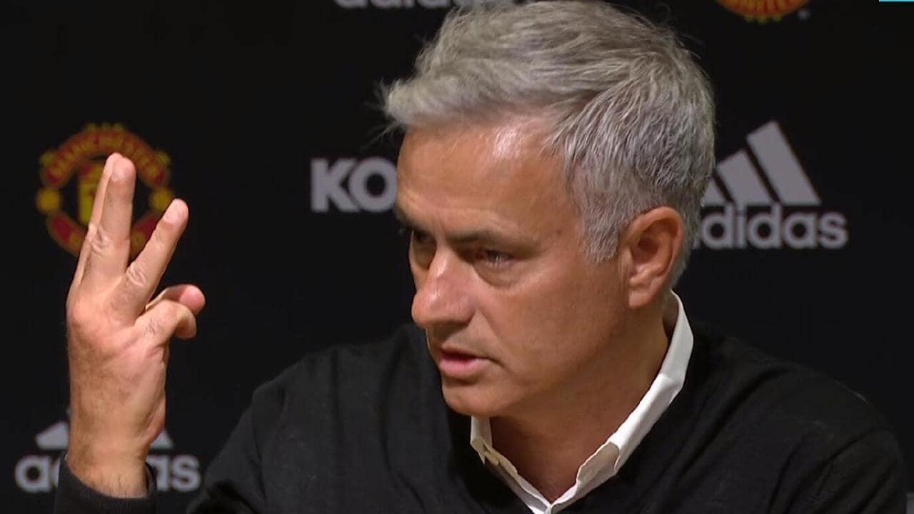 3 niềm cay đắng của Mourinho ở Man Utd: