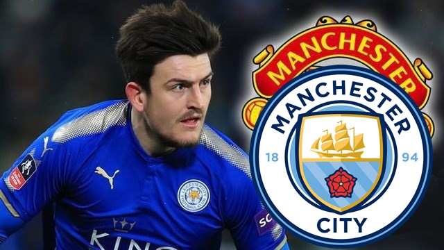 M. United are going head-to-head with M. City in an effort to land the England defender this summer who the Foxes value at £80million. - Bóng Đá