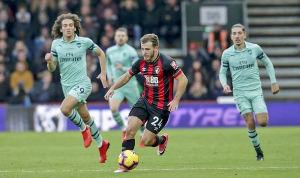 Bournemouth release club statement on Ryan Fraser amid Arsenal links - Bóng Đá