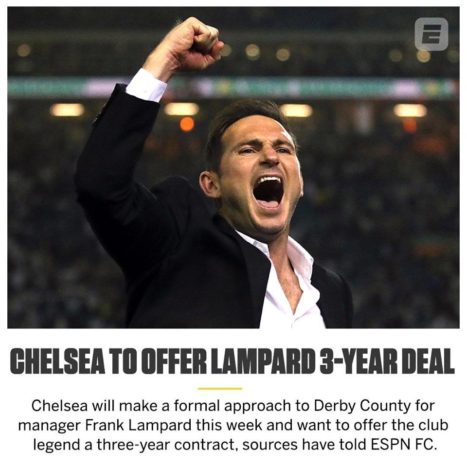 Chelsea công bố tân thuyền trưởng trong tuần, hợp đồng 3 năm - Bóng Đá