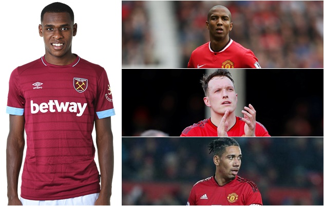 West Ham want a player from United as part of a potential deal - Bóng Đá