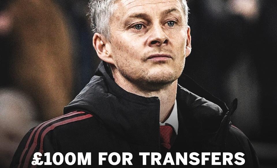 Man Utd và Solskjaer có thể làm gì với 100 triệu bảng? - Bóng Đá