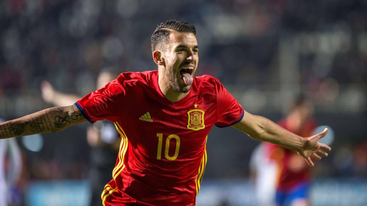 SỐC! U21 Tây Ban Nha đã làm điều