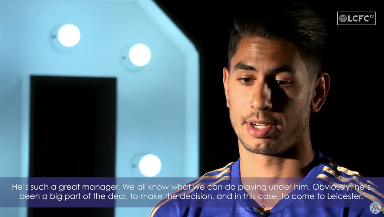 CHÍNH THỨC: Leicester đón Perez, mở đường để Man Utd kích nổ bom tấn - Bóng Đá