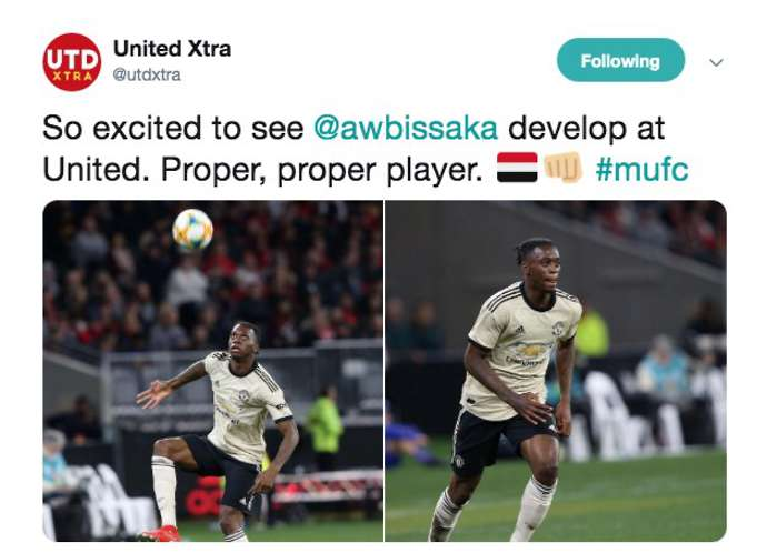 Wan-Bissaka shows why he's nicknamed 'The Spider' on Manchester United debut - Bóng Đá