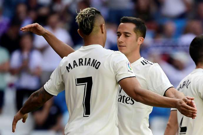 Mariano Diaz has refused to give his number 7 shirt to Eden Hazard at Real Madrid - Bóng Đá