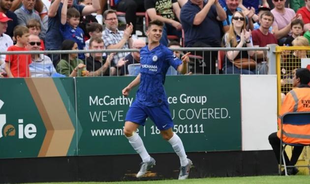 Lampard nói gì về hành trình du đấu của Chelsea tại CH Ireland? - Bóng Đá