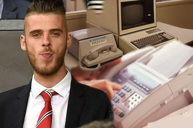 Choáng với số tiền De Gea nhận được sau khi gia hạn với Man Utd - Bóng Đá