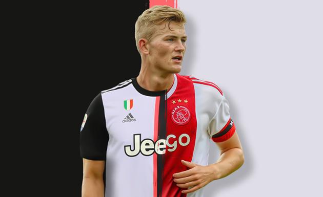 Juventus have agreed a deal worth £67.5m with AFC Ajax for the signing of Dutch centre-back Matthijs De Ligt - Bóng Đá