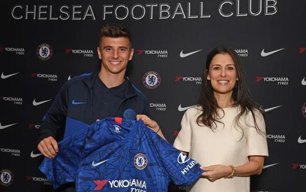 Người trong cuộc nói gì về việc Chelsea gia hạn với Mason Mount? - Bóng Đá