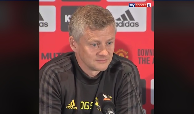 Ole Gunnar Solskjær will not stand for any players who want to leave Old Trafford this summer - Bóng Đá