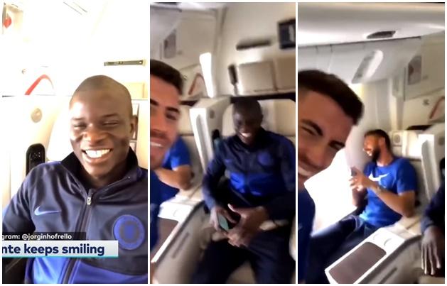 Bị chọc quê, Kante nói 4 từ khiến tất cả cầu thủ Chelsea cười rụng rốn - Bóng Đá
