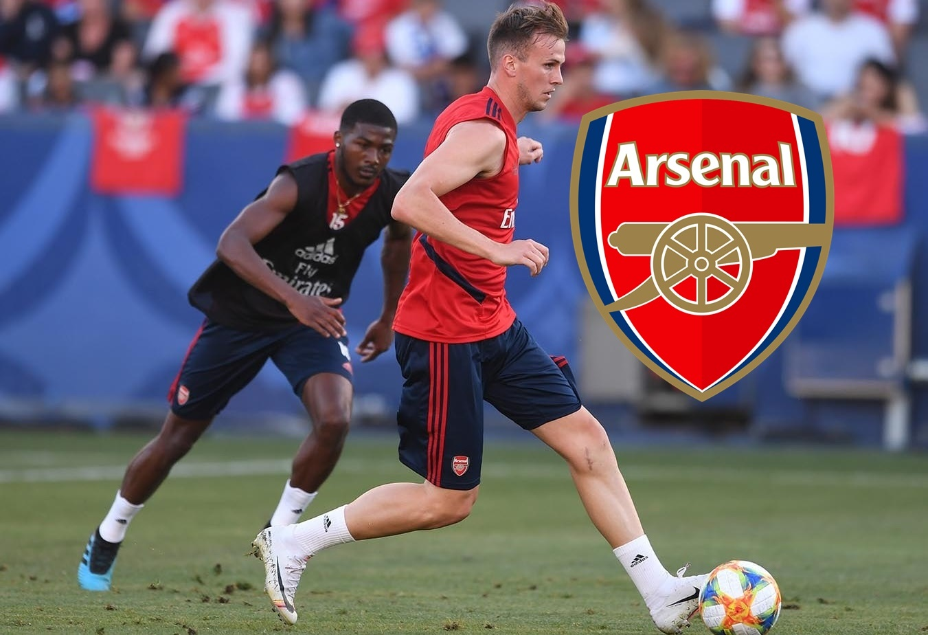 Rob Holding is back to Arsenal squad - Bóng Đá