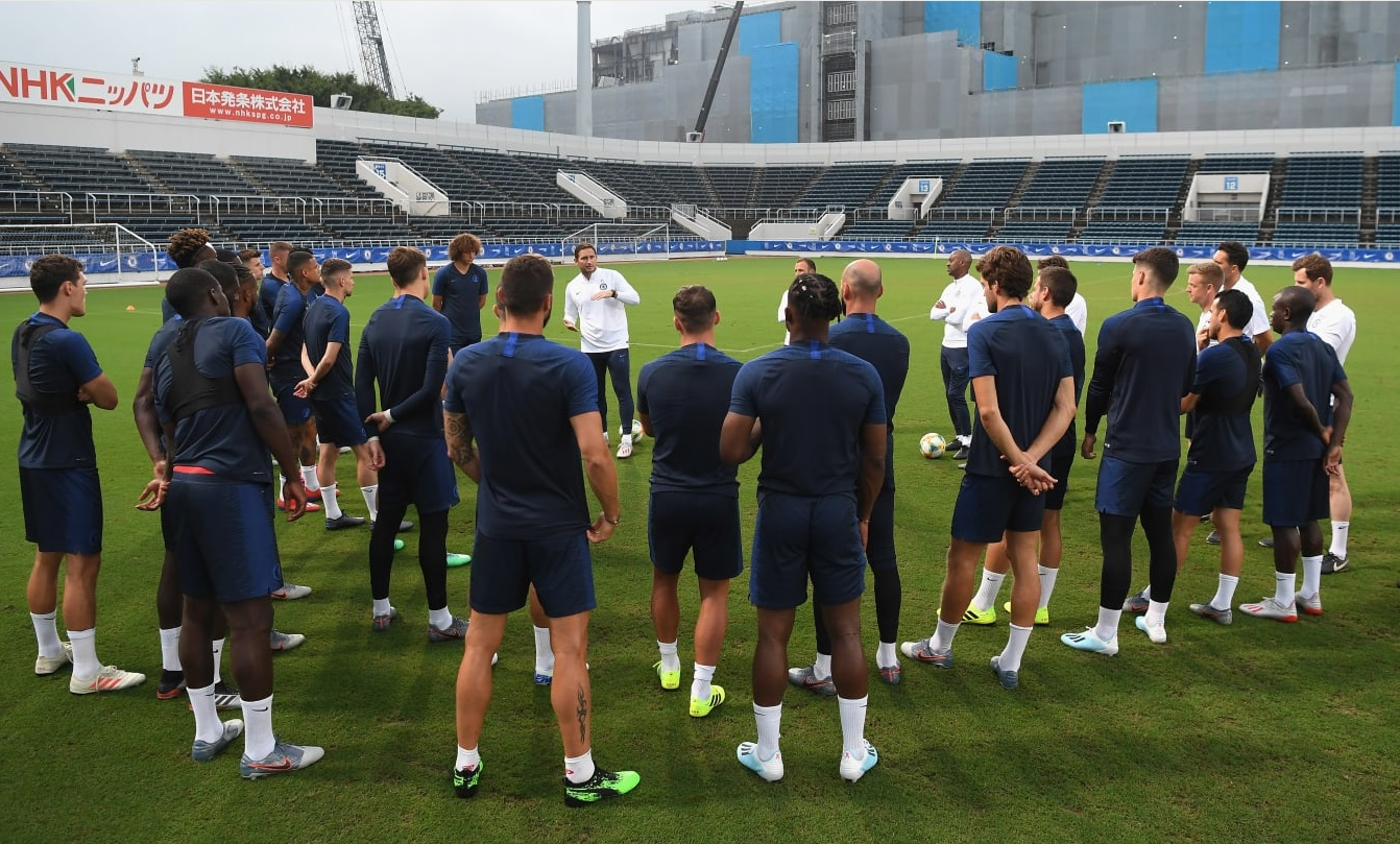 Lampard told WHAT YOUNGSTERS MUST DO TO BE SELECTED - Bóng Đá