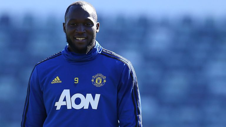 Manchester United's Romelu Lukaku will not play against Inter Milan this weekend - Bóng Đá