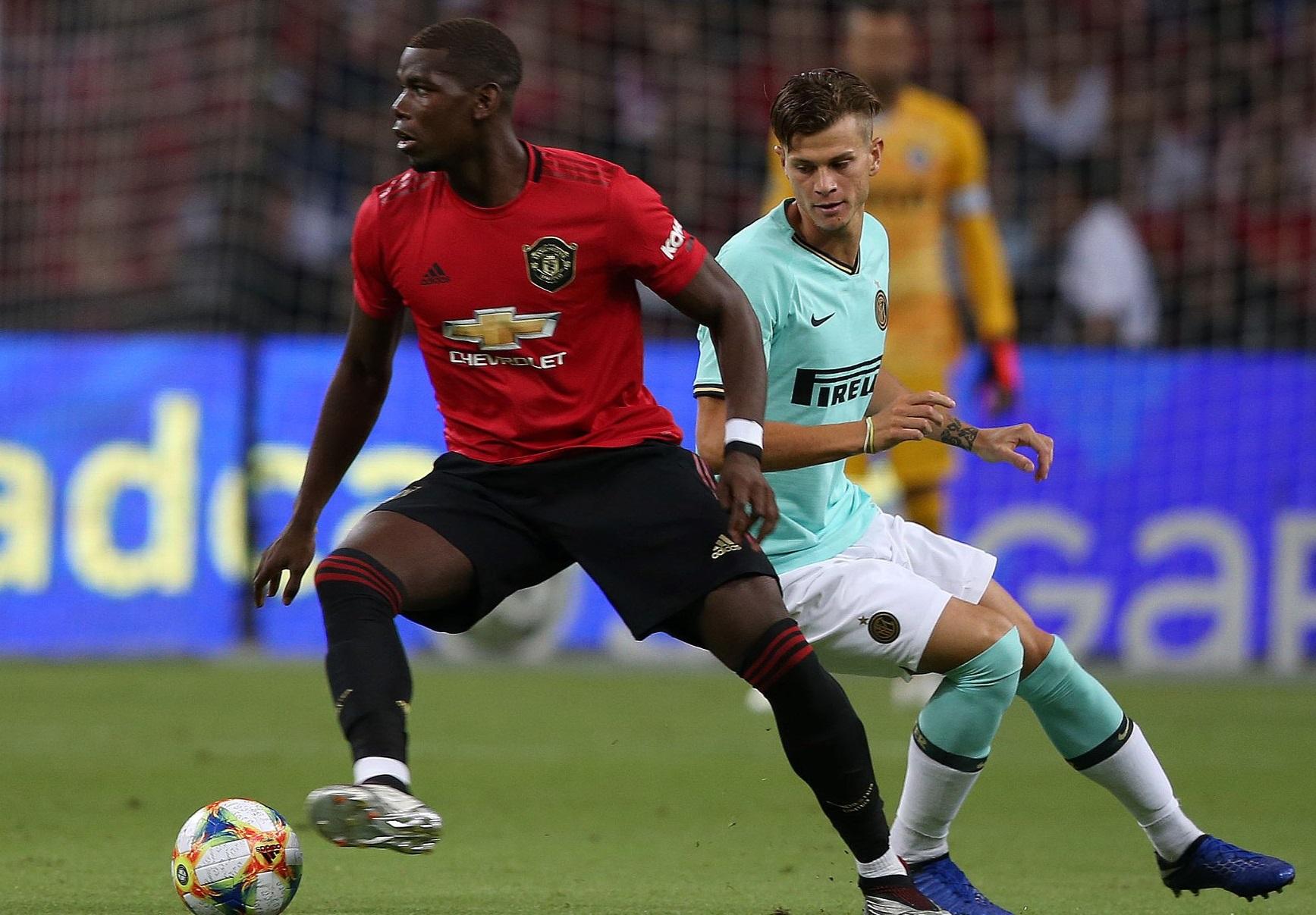 Đây! Sự hạn chế dễ thấy của Man Utd ở trận gặp Inter Milan - Bóng Đá