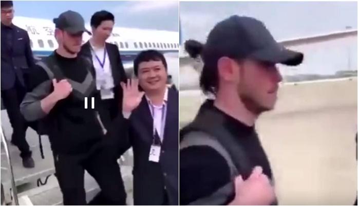 Bất ngờ! Xuất hiện hình ảnh Bale ở Trung Quốc - Bóng Đá