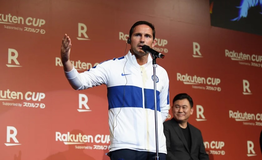 FRANK LAMPARD TALKS BARCELONA AT SPECIAL EVENT ALONGSIDE FELLOW CHELSEA LEGENDS - Bóng Đá