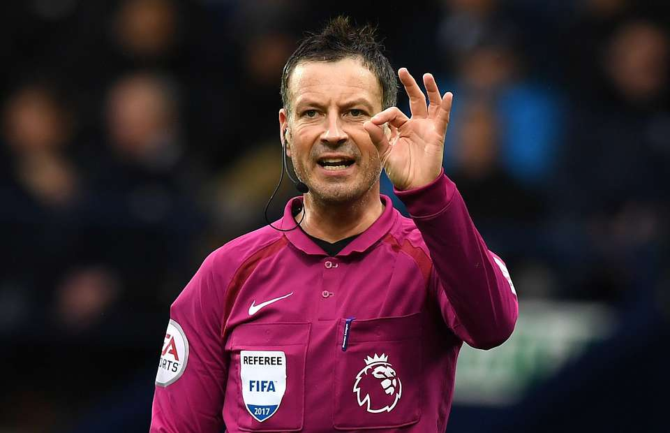 Mark Clattenburg names the five worst players he had to referee during his career - Bóng Đá