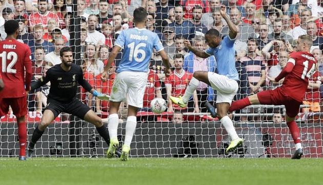 Alisson Becker đã mắc lỗi ở bàn thua của Liverpool? - Bóng Đá