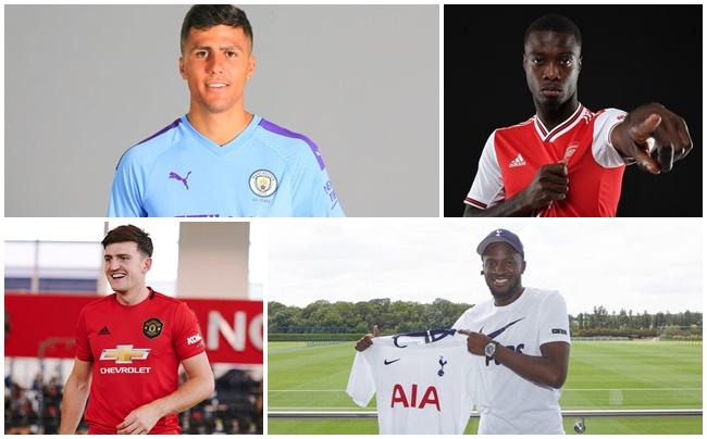 Thất kinh với số tiền Premier League chi ra trên TTCN hè 2019 - Bóng Đá