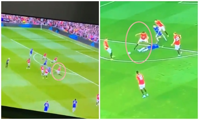 SỐC! Maguire khiến nhiều người tức giận vì không làm 1 điều với Chelsea - Bóng Đá