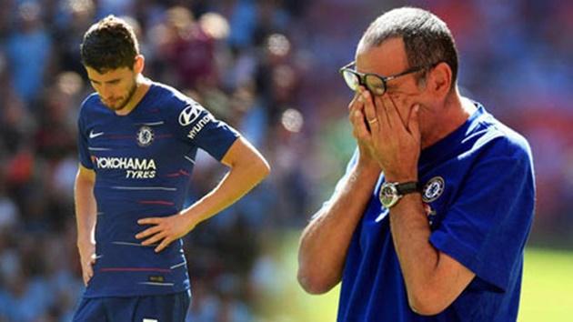 Jorginho on Chelsea perfom - Bóng Đá