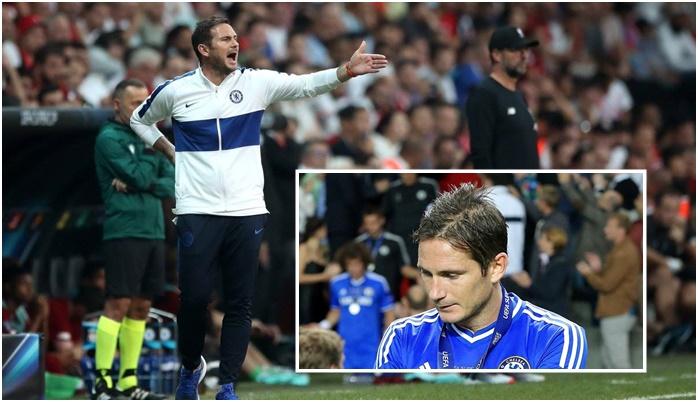 Lampard nhận kỷ lục siêu tệ hại ở UEFA Super Cup - Bóng Đá
