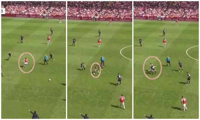 Vào sân từ ghế dự bị, bom tấn Pepe biến 2 cầu thủ Burnley thành trò hề - Bóng Đá