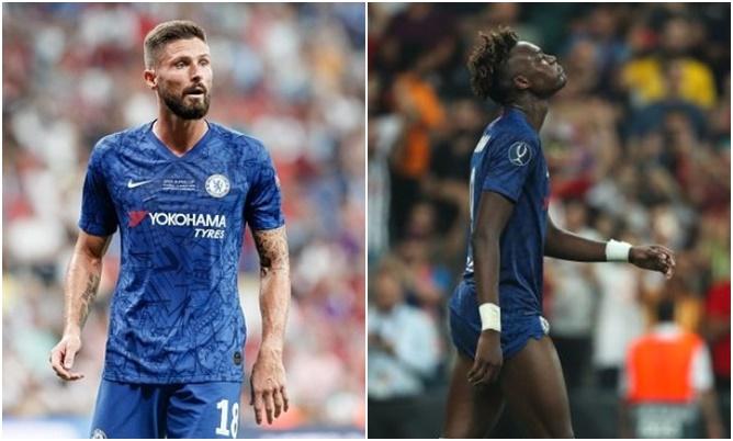 Vì sao Lampard chọn Giroud đá chính thay Tammy Abraham? - Bóng Đá