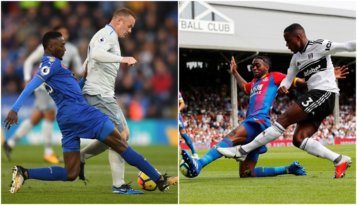 Only one Premier League player has made more tackles than Aaron Wan-Bissaka since his debut - Bóng Đá