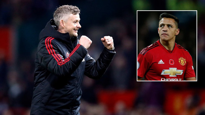 Solskjaer on sanchez: he had to leave - Bóng Đá