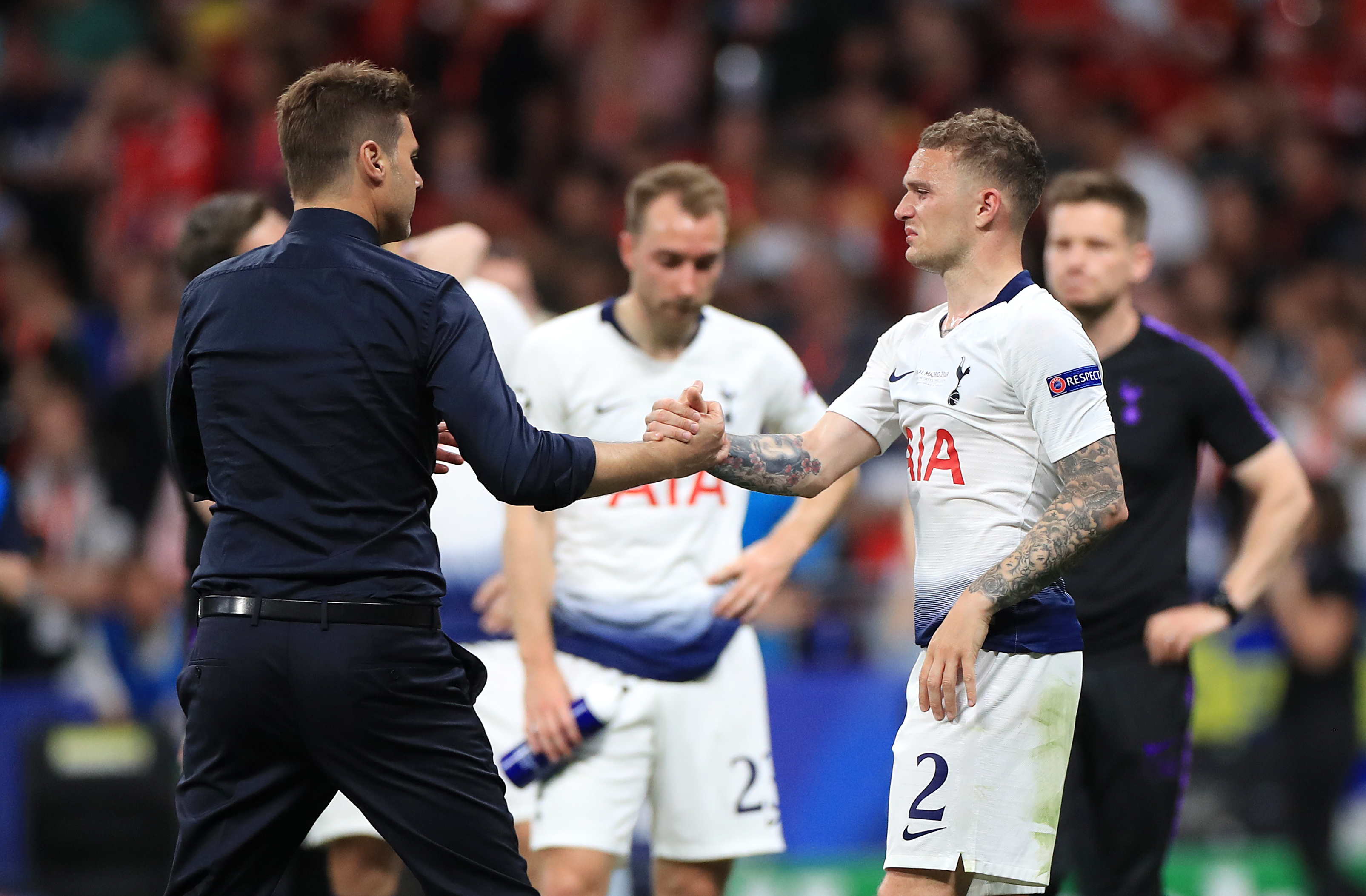 Kieran Trippier shares story behind how Spurs quietly transfer-listed him - Bóng Đá