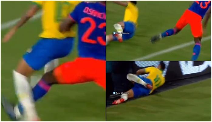 Davinson Sanchez vs Neymar - Bóng Đá