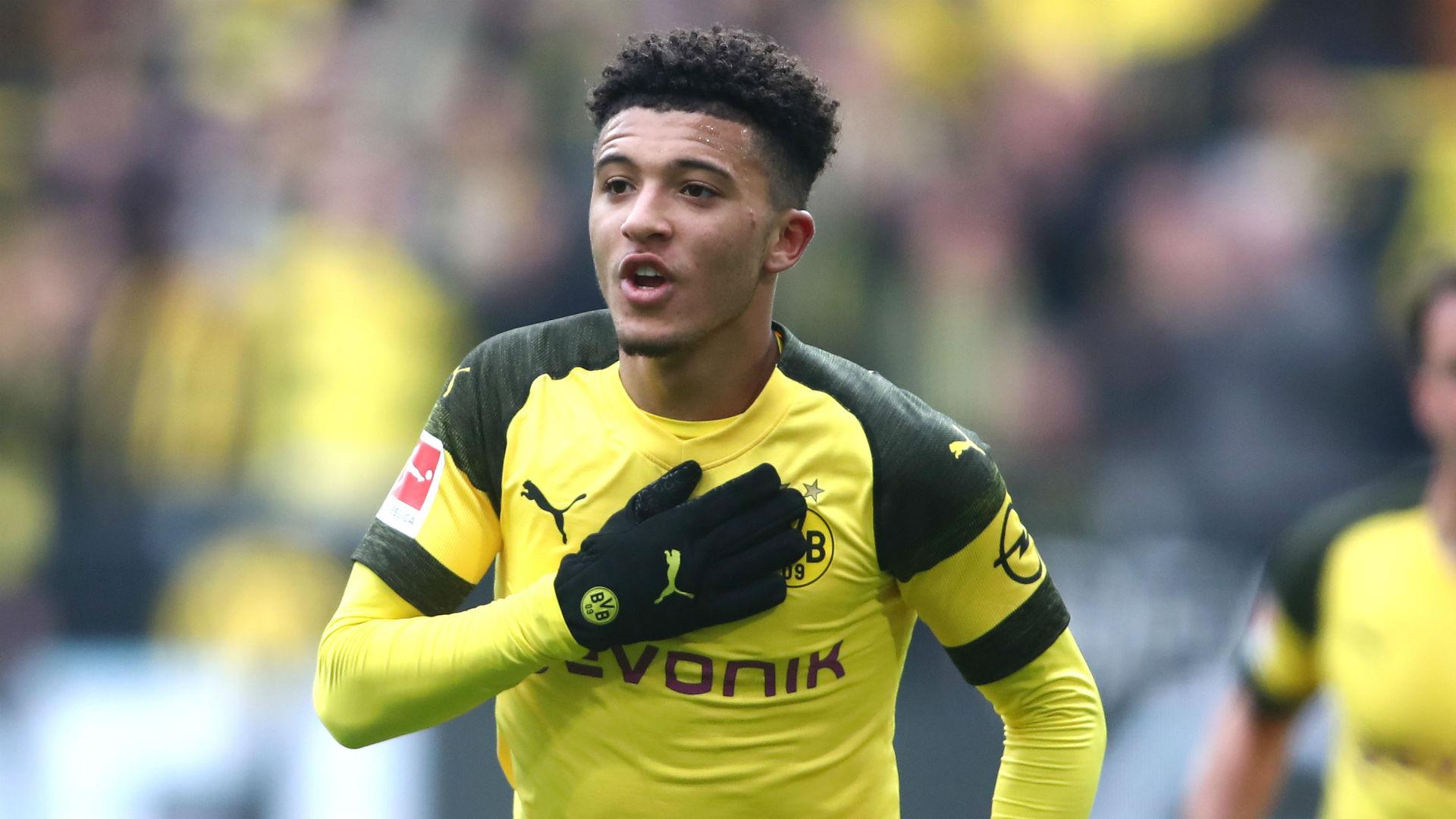 Vì sao Dortmund từ chối ra giá bán Sancho cho Man Utd? - Bóng Đá