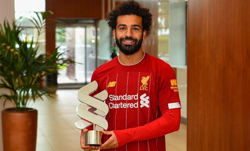 Salah xuất sắc nhất tháng 8 của Liverpool - Bóng Đá