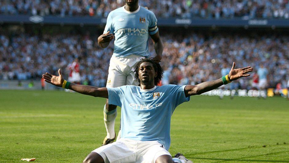 Emmanuel Adebayor giải thích pha ăn mừng chống lại Arsenal - Bóng Đá
