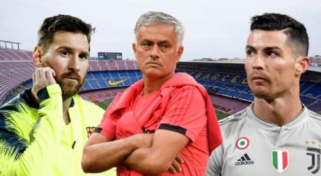 Mourinho on Messi & ronaldo - Bóng Đá