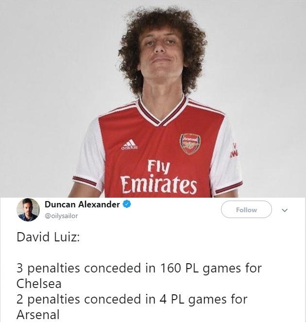 David Luiz xứng danh 'điệp viên' của Chelsea - Bóng Đá