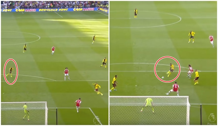 Tom Cleverley surprised by Arsenal's 'stubborn' short goal-kick routine - Bóng Đá