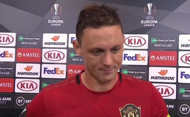 Matic also reserved some kind words for Man-of-the-Match Greenwood - Bóng Đá