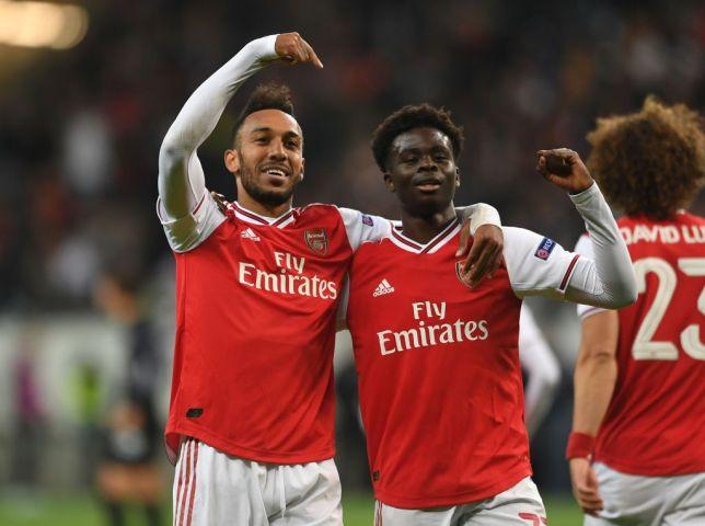 Arsenal teenager Bukayo Saka looks better than £72m signing Nicolas Pepe - Bóng Đá