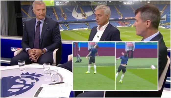 SỐC! Tiên đoán của Mourinho về Lindelof thành hiện thực sau 2 giây - Bóng Đá