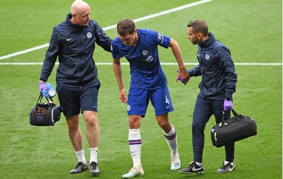 Lampard on Emerson và Andreas Christensen - Bóng Đá