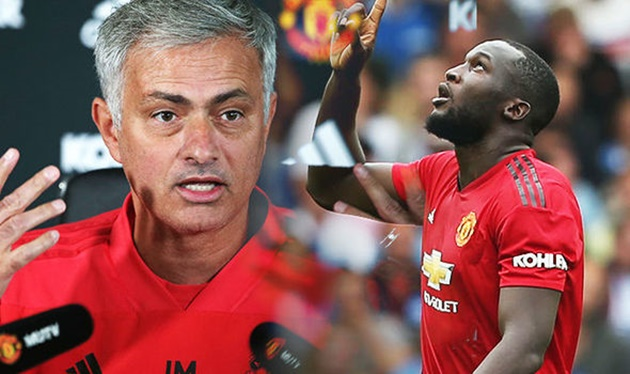 Lukaku on Jose Mourinho - Bóng Đá