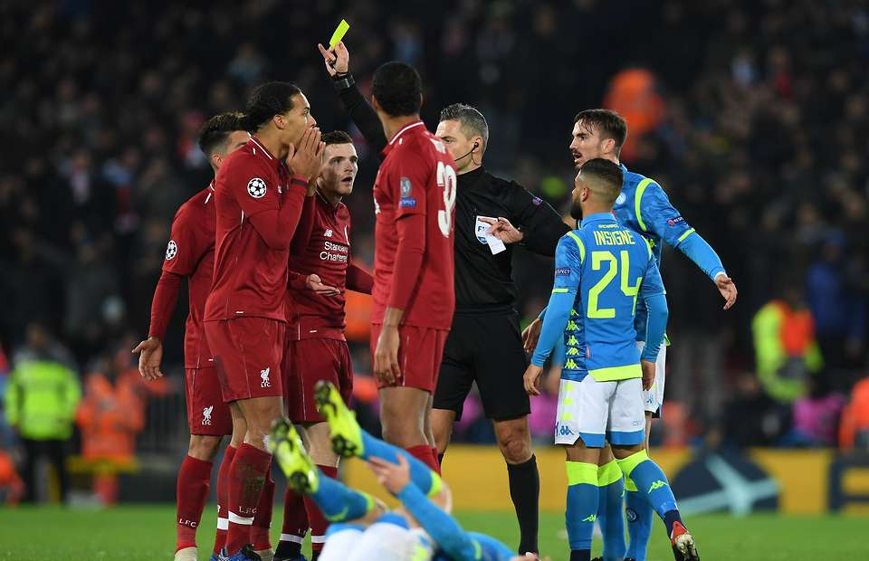 Nhìn kìa Liverpool! Có một Van Dijk