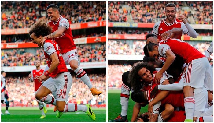 'Arsenal ăn mừng như thể vô địch Champions League' - Bóng Đá