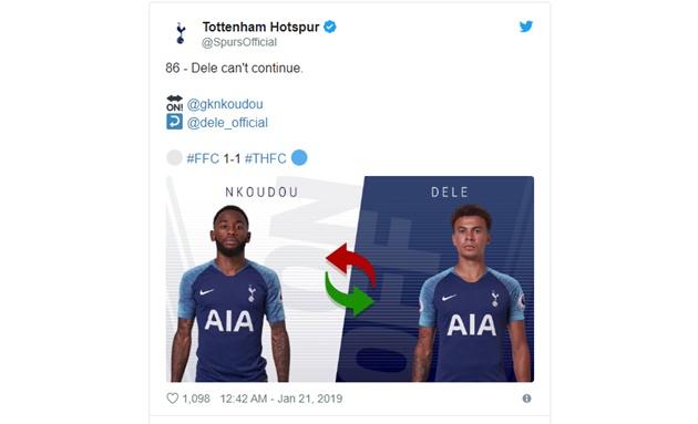 Bạn đã biết bí mật đằng sau sự sụp đổ của Tottenham từ đầu năm 2019? - Bóng Đá