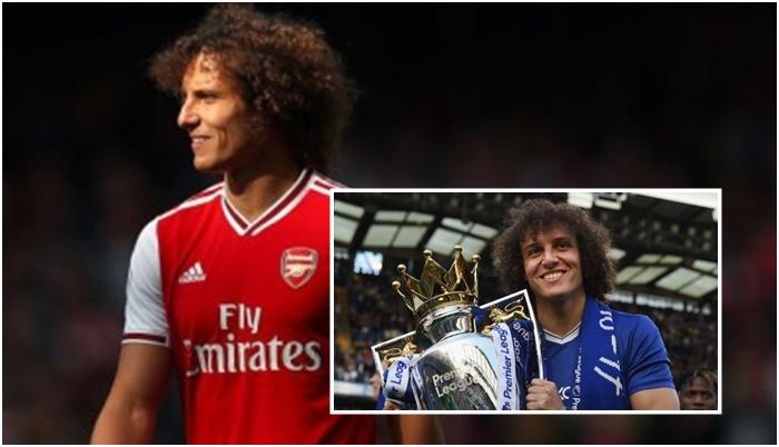 David Luiz insists Arsenal can challenge for the Premier League title this season - Bóng Đá