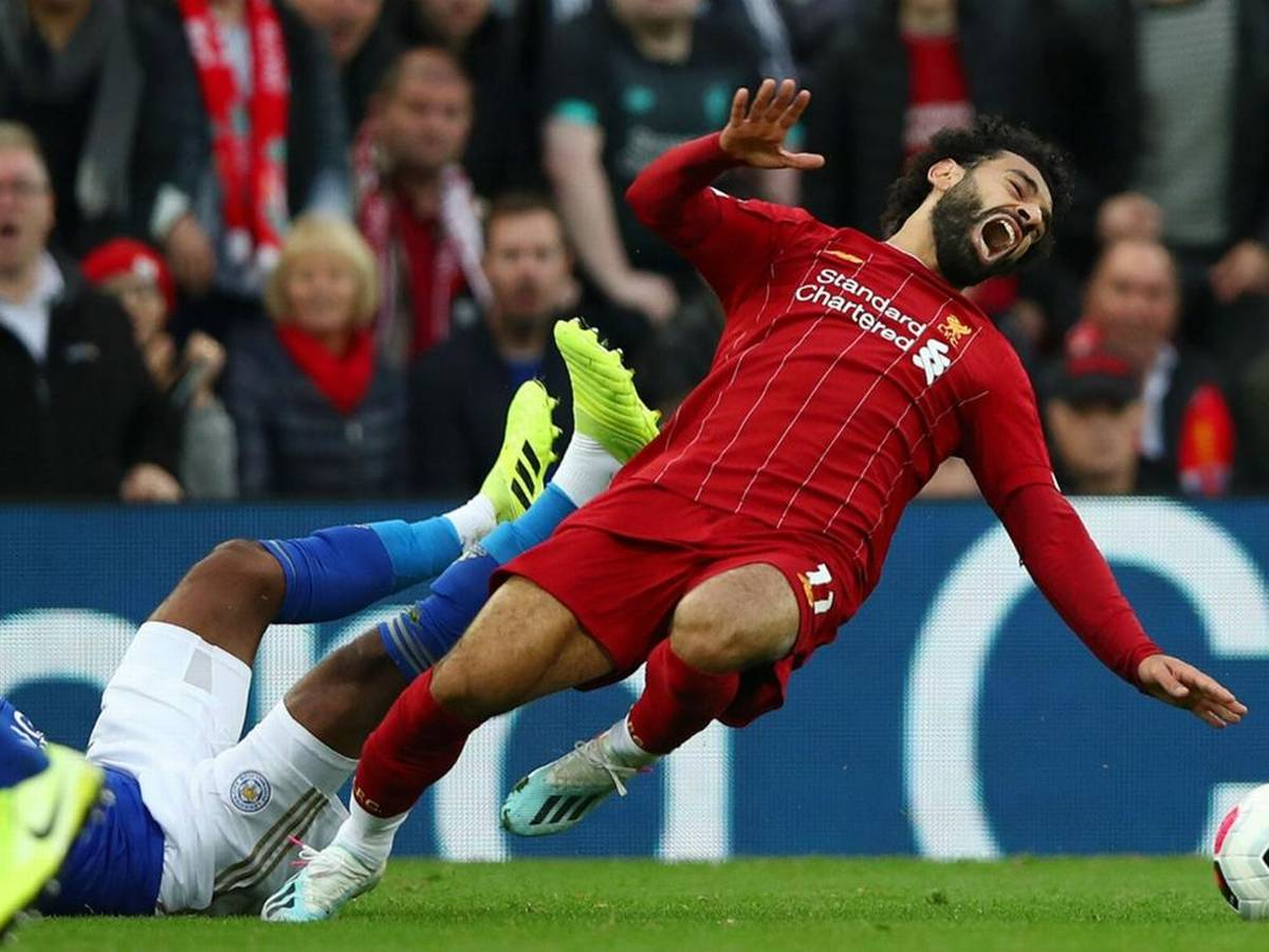 OFFICIAL: Mohamed Salah ruled out of Manchester United vs. Liverpool FC with an ankle injury - Bóng Đá